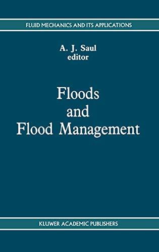 Floods and Flood Management: A.J. Saul