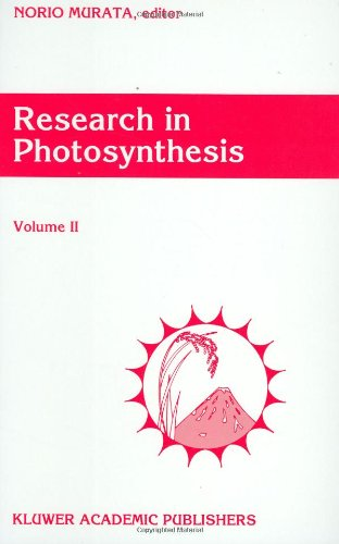 Research in Photosynthesis: Proceedings of the Ixth International Congress on Photosynthesis, ...