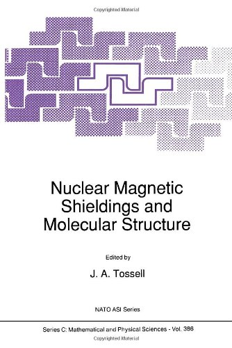 9780792321194: Nuclear Magnetic Shielding and Molecular Structure (NATO Science Series C: (closed))