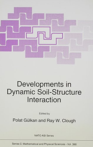 9780792321446: Developments in Dynamic Soil-Structure Interaction: Proceedings of the NATO Advanced Study Institute on Developments in Dynamic Soil-Structure Interaction, Kemer, Antalya, Turkey, 8-16 July 1992