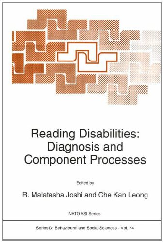 9780792323020: Reading Disabilities: Diagnosis and Component Processes (NATO Science Series D: (closed))