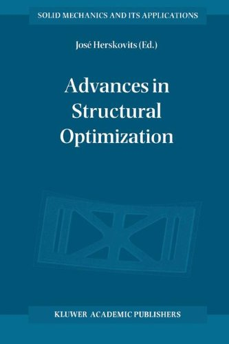 9780792325109: Advances in Structural Optimization (Solid Mechanics and Its Applications)