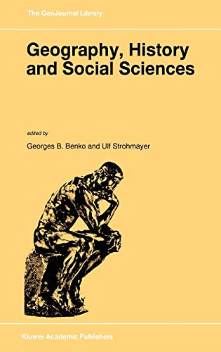 9780792325437: Geography, History and Social Sciences (GeoJournal Library)