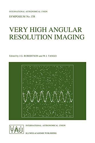 Very High Angular Resolution Imaging: Springer