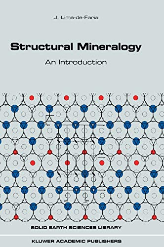 9780792328216: Structural Mineralogy: An Introduction (Solid Earth Sciences Library)