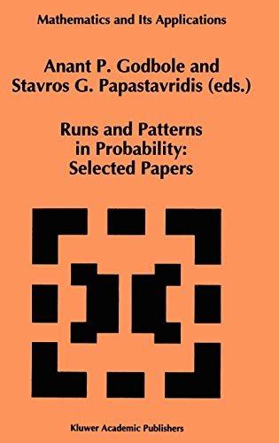 9780792328346: Runs and Patterns in Probability: Selected Papers