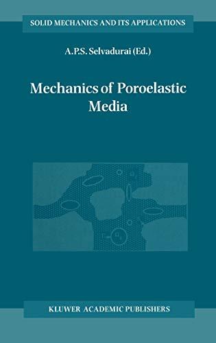 Mechanics of Poroelastic Media: Selvadurai, A.P.S. (Ed.)