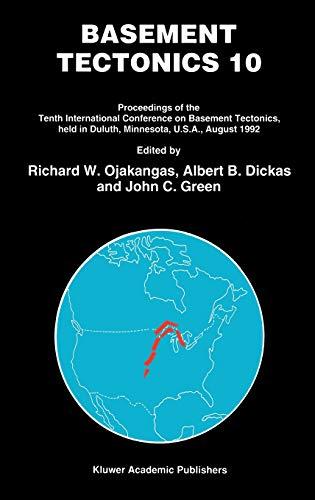 Basement Tectonics: No. 10 (Hardback)