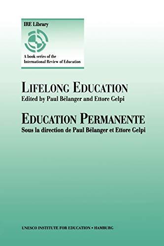 9780792335108: Lifelong Education