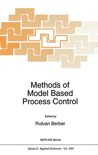 9780792335245: Methods of Model Based Process Control (Nato Science Series E:)