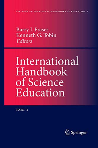 9780792335313: International Handbook of Science Education (Springer International Handbooks of Education)