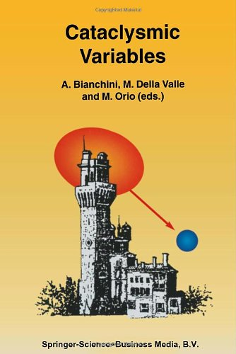Cataclysmic Variables. Proceedings of the Conference, Abano Terme, Italy 20- 24 June 1994. ( = ...