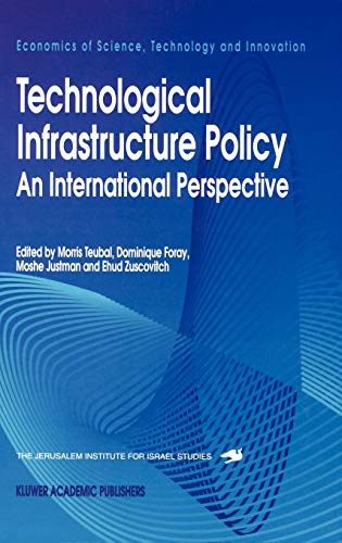 9780792338352: Technological Infrastructure Policy: An International Perspective (Economics of Science, Technology and Innovation)