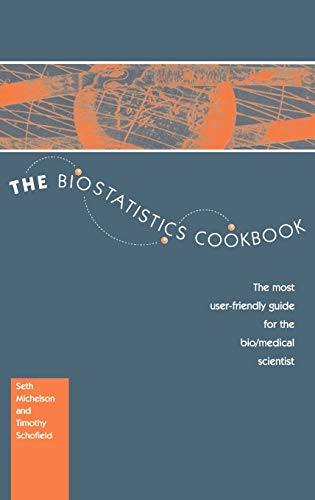 9780792338840: The Biostatistics Cookbook: The Most User-Friendly Guide for the Bio/Medical Scientist