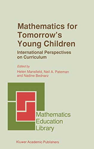 9780792339984: Mathematics for Tomorrow's Young Children (Mathematics Education Library)