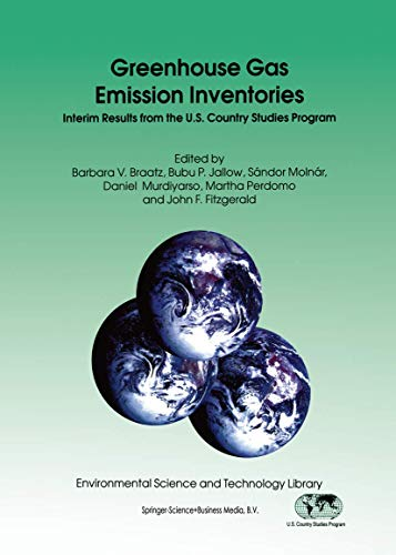Greenhouse Gas Emission Inventories: Interim Results From: John F. Fitzgerald,