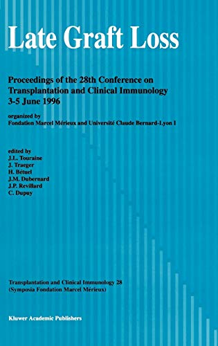 Late Graft Loss: Proceedings of the 28th: Touraine, J.-L.