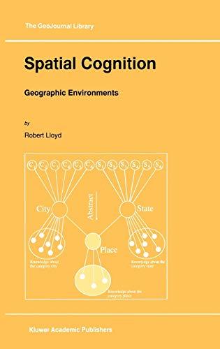 Spatial Cognition: R. Lloyd