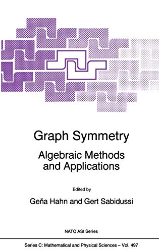9780792346685: Graph Symmetry: Algebraic Methods and Applications (Nato Science Series C:)