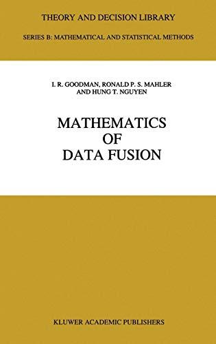Mathematics of Data Fusion: Hung T. Nguyen