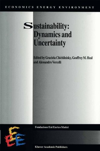 9780792346982: Sustainability: Dynamics and Uncertainty (Economics, Energy and Environment)