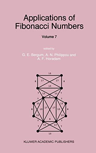9780792350224: Applications of Fibonacci Numbers, Volume 7