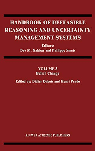 9780792351627: Handbook of Defeasible Reasoning and Uncertainty Management