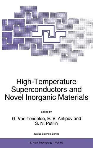 High-Temperature Superconductors and Novel Inorganic Materials: E. V. Antipov