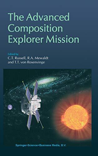 9780792355304: The Advanced Composition Explorer Mission