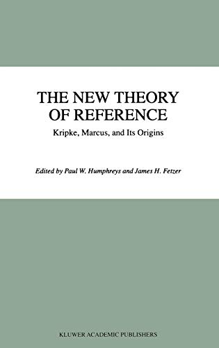9780792355786: The New Theory of Reference: Kripke, Marcus, and Its Origins (Synthese Library)
