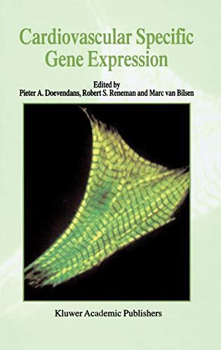 Cardiovascular Specific Gene Expression (Developments in Cardiovascular Medicine): Springer