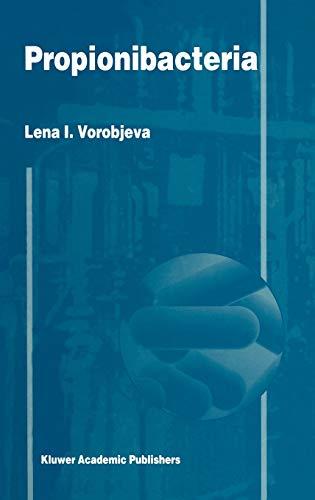 Propionibacteria: Leha Vorobjeva