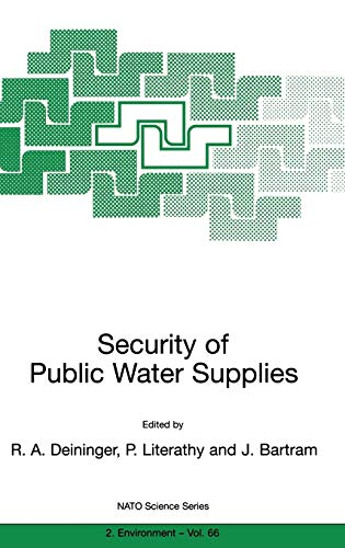 Security Of Public Water Supplies (Nato Science Partnership Sub-Series: 2:)