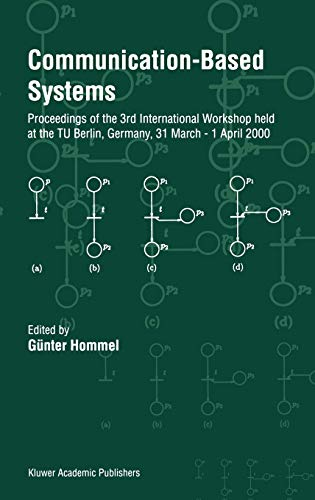9780792361732: Communication-Based Systems