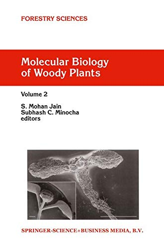 Molecular Biology of Woody Plants: Volume 2 (Hardback)