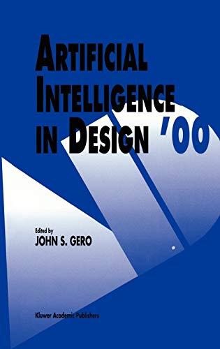 Artificial Intelligence in Design `00: Gero, John S.