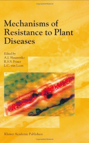 9780792364184: Mechanisms of Resistance to Plant Diseases