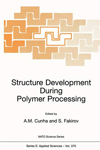 Structure Development During Polymer Processing (Nato Science Series E:)