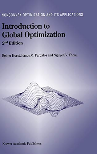 9780792365747: Introduction to Global Optimization - Second Edition (Nonconvex Optimization and its Applications, Volume 48)