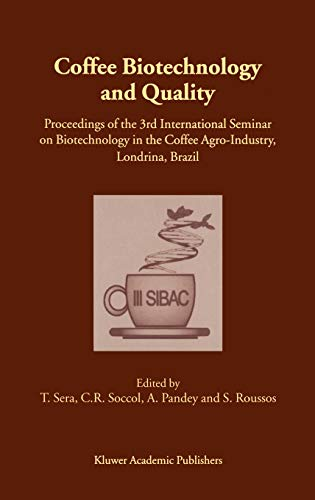 9780792365822: Coffee Biotechnology and Quality