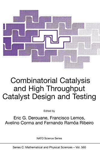 9780792366287: Combinatorial Catalysis and High Throughput Catalyst Design and Testing (Nato Science Series C:)