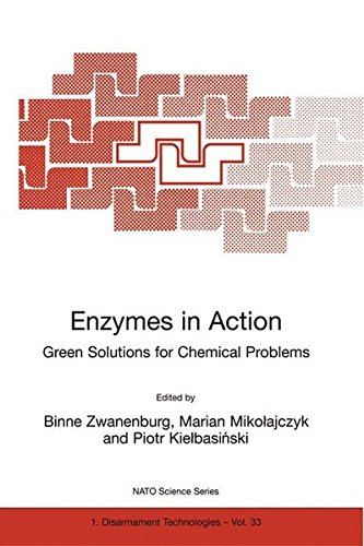 Enzymes in Action: Green Solutions for Chemical Problems (Nato Science Partnership Sub-series: 1: ...