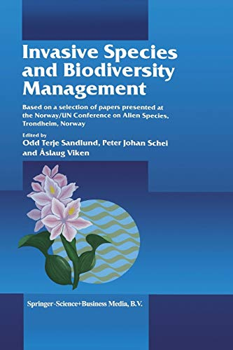 9780792368762: Invasive Species and Biodiversity Management (Population and Community Biology Series)