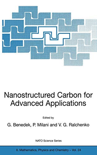 Nanostructured Carbon for Advanced Applications: Proceedings of