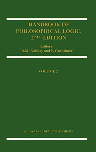 9780792371267: Handbook of Philosophical Logic