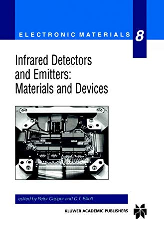 9780792372066: Infrared Detectors and Emitters: Materials and Devices (Electronic Materials Series)