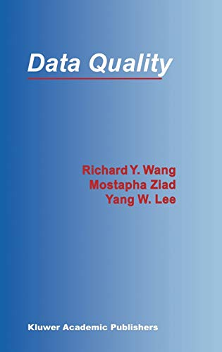 9780792372158: Data Quality (Advances in Database Systems)