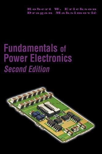 9780792372707: Fundamentals of Power Electronics