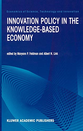 Innovation Policy in the Knowledge-Based Economy (Economics