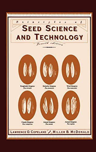 9780792373223: Principles of Seed Science and Technology